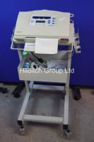 of 1 Huntleigh BD4000KS Fetal Monitors with 2 x Transducers on Trolley